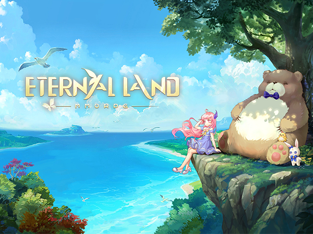 Eternal Land:MMORPG